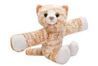 Huggers: Tabby Cat - 8 Inch Plush