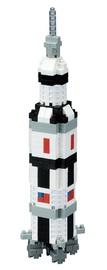 nanoblock: Sites To See Series - Saturn V Rocket