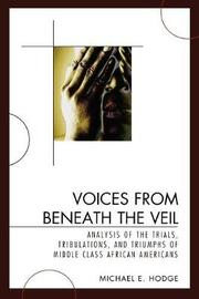 Voices from Beneath the Veil by Michael E Hodge image