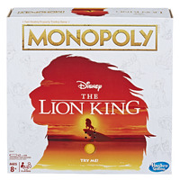 Monopoly - Lion King Edition image
