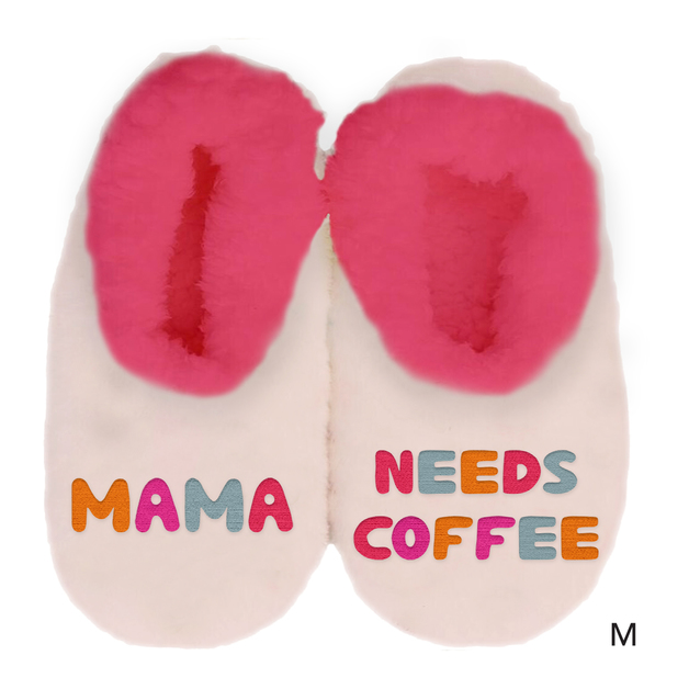 Sploshies: Mother's Day Duo Slippers - Coffee (Medium)