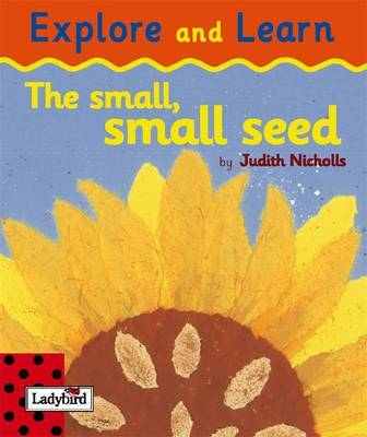 The Small Small Seed by Judith Nicholls image
