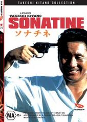 Sonatine on DVD
