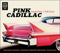 Pink Cadillac (2CD) by Various