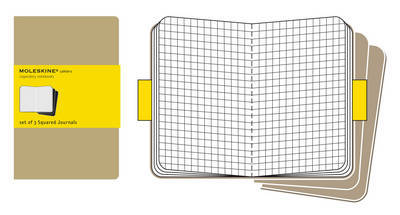 Squared Cahier: Extra Large by Moleskine