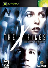 X-Files: Resist or Serve for Xbox