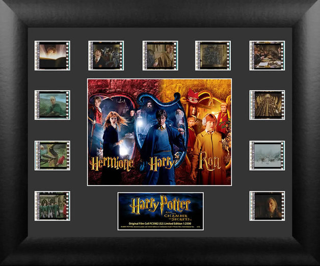 FilmCells: Mini-Montage Frame - Harry Potter (Chamber of Secrets)