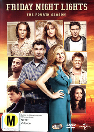 Friday Night Lights - Season 4 on DVD