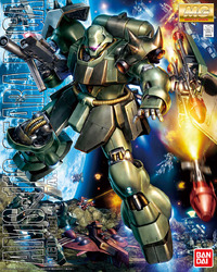 MG Gundam AMS-119 Geara Doga 1/100 Model Kit