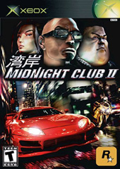 Midnight Club Racing II for Xbox