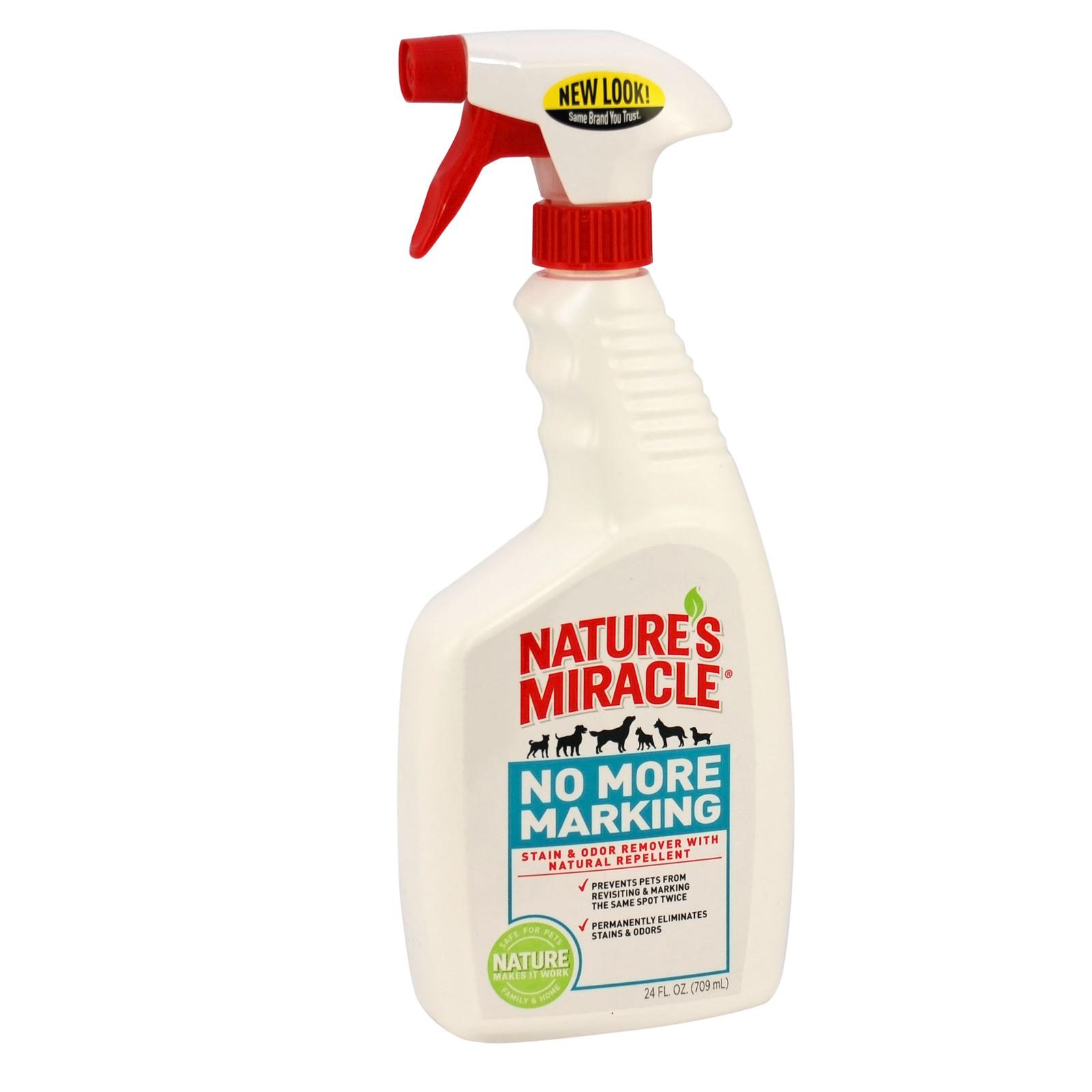 Nature's Miracle: No More Marking image