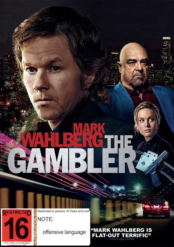 The Gambler on DVD