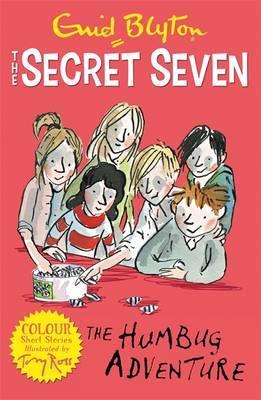 Secret Seven Colour Short Stories: The Humbug Adventure by Enid Blyton