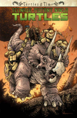 Teenage Mutant Ninja Turtles Turtles In Time by Paul Allor