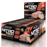 Nitro Tech Crunch Bar - Birthday Cake 12 x 65g