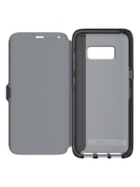 Tech21 Evo Wallet for GS8+ - Black