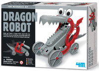 4M: Fun Mechanics - Dragon Robot