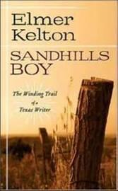 Sandhills Boy by Elmer Kelton image