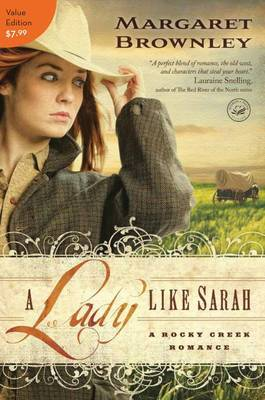 A Lady Like Sarah by Margaret Brownley