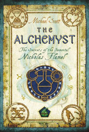 The Alchemyst (Nicholas Flamel #1) by Michael Scott image