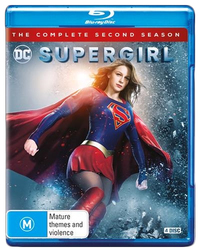 Supergirl - Season 2 on Blu-ray