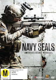 Navy SEALs: America's Secret Warriors on DVD image