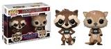 Guardians of the Galaxy: Rocket Raccoon & Lylla - Pop! Vinyl 2-Pack