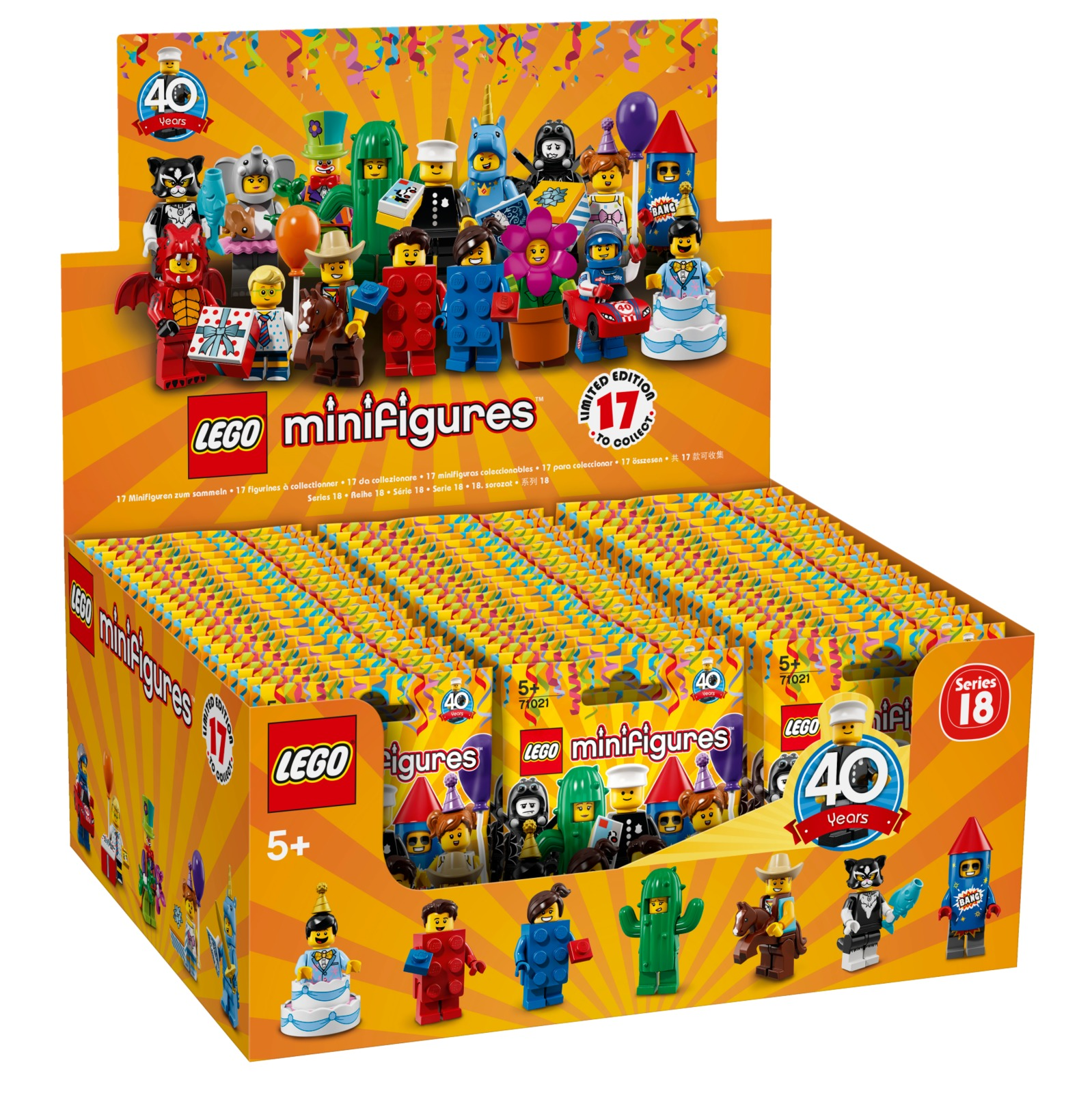 Lego Figures Toys : Lego minifigures series  toy at mighty ape nz