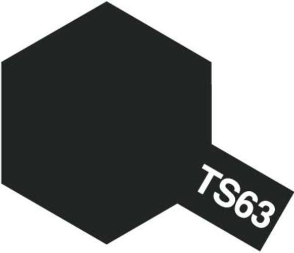 Tamiya TS-63 Nato Black - 100ml Spray Can