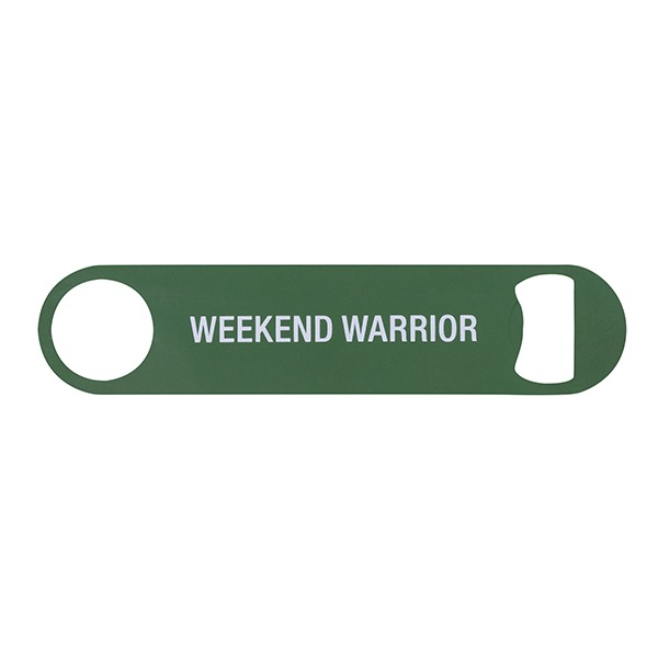 Bottle Opener: Weekend Warrior
