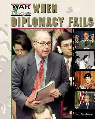When Diplomacy Fails by Cory Gideon Gunderson image