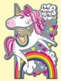 Rachel Ellen: Magical Birthday Unicorn