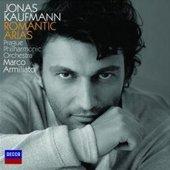 Romantic Arias by Jonas Kaufmann