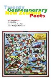 Twenty Contemporary NZ Poets: An Anthology