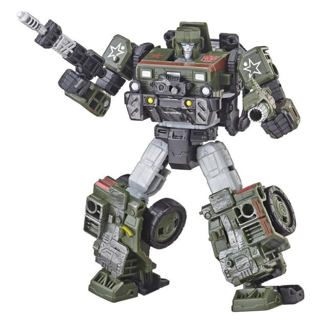 Transformers: War For Cybertron - Deluxe - Hound
