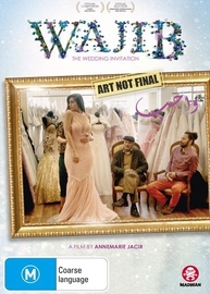 Wajib - The Wedding Invitation on DVD