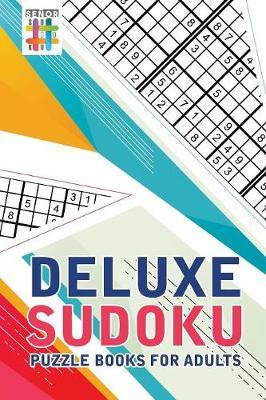 Deluxe Sudoku Puzzle Books for Adults by Senor Sudoku