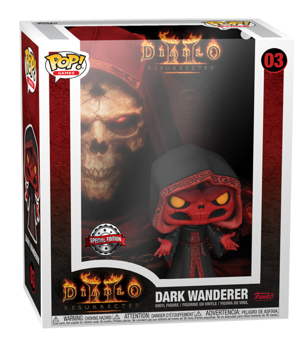 Diablo 2: Dark Wanderer - Pop! Game Cover