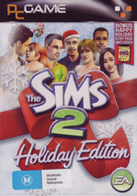 The Sims 2 Holiday Stuff Pack Bundle for PC Games