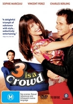 3 Is A Crowd on DVD