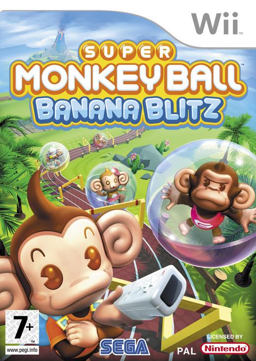 Super Monkey Ball: Banana Blitz for Nintendo Wii