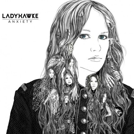 Anxiety (Digipak) [Deluxe Limited Edition] by Ladyhawke