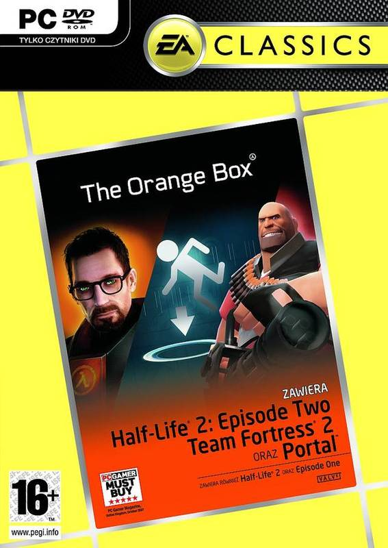 Half-Life 2: The Orange Box (Classics) for PC Games