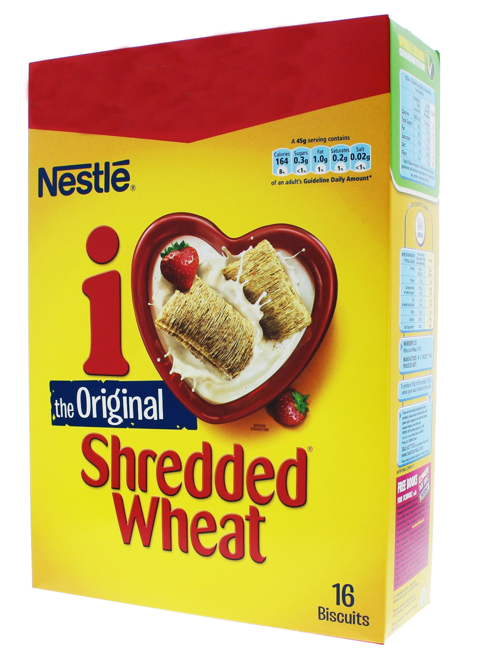 how to prepare shredded wheat