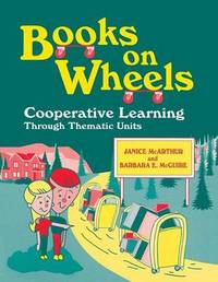 Books on Wheels by Janice McArthur