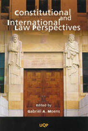 Constitutional & International Law Perspectives: Achievements & Challengges image