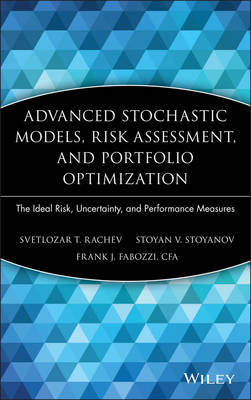 Advanced Stochastic Models, Risk Assessment, and Portfolio Optimization by Svetlozar T Rachev image