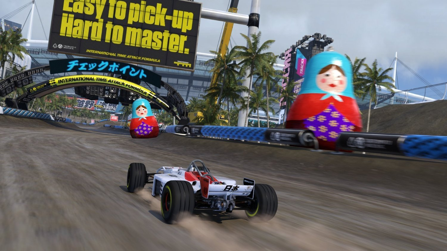 Trackmania Turbo for PS4 image
