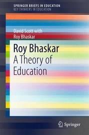 Roy Bhaskar by David Scott