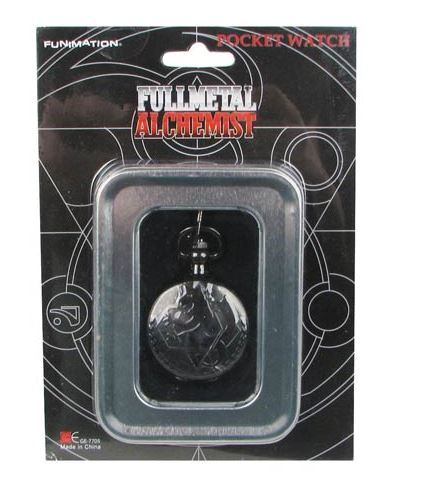 Fullmetal Alchemist - State Alchemist Pocket Watch